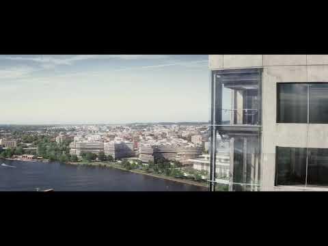 Captain America 2 - Elevator Fight Scene (in Hindi) 1080p Quality