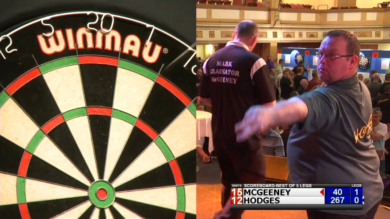 Darts Uk Open Live Stream