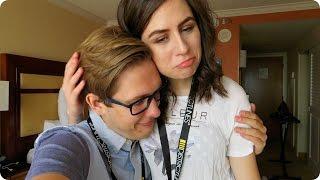 An Emotional Goodbye from Playlist    Evan Edinger Travel Vlogs