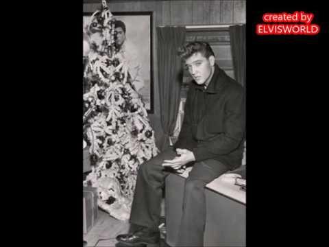 ELVIS PRESLEY,  ITS CHRISTMAS TIME pretty ba