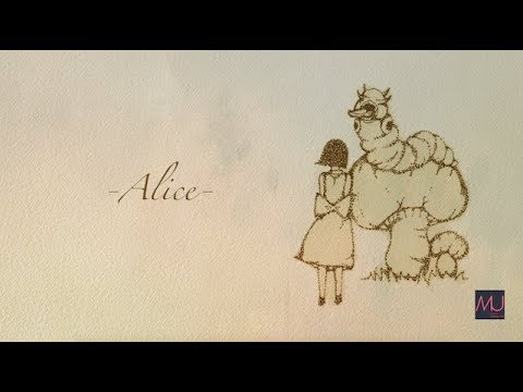 【Hatsune Miku/初音ミク】Alice【オリジナル】-marine underground-