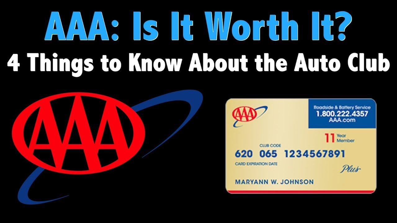 An Aaa Membership Can Help Save You Money On Insurance