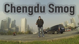 How bad is the air pollution in Chengdu? // This is China