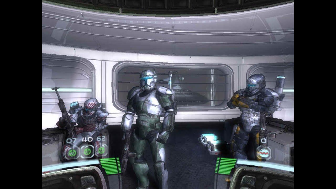 Прохождение игры star wars republic commando
