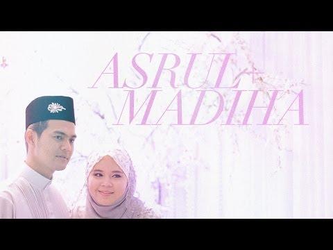 Malay Wedding // Asrul+Madiha // Solemnization // NDE