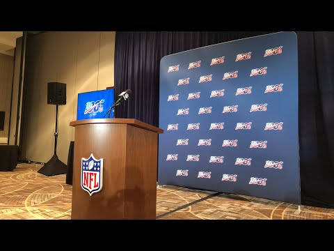 NFL Commissioner Goodell Press Conference At 2019 Annual Meeting