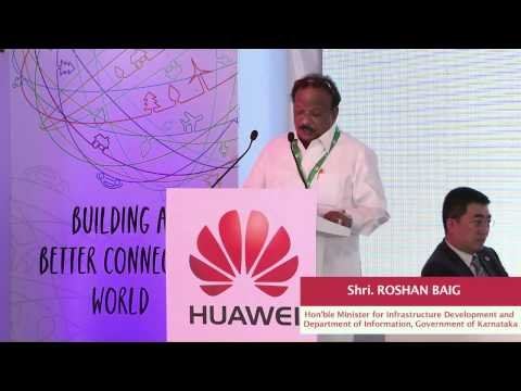 Huawei R&D Campus Launch – Bangalore