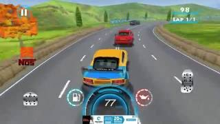 Ultra Curve Drift  - Android gameplay