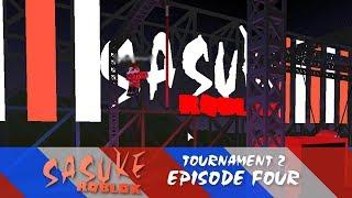 SASUKE Roblox Tournament 2, Episódio 4