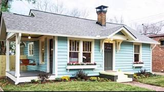 Incredible!atlanta Designer Gives Tiny House Naqew Life In Living Color