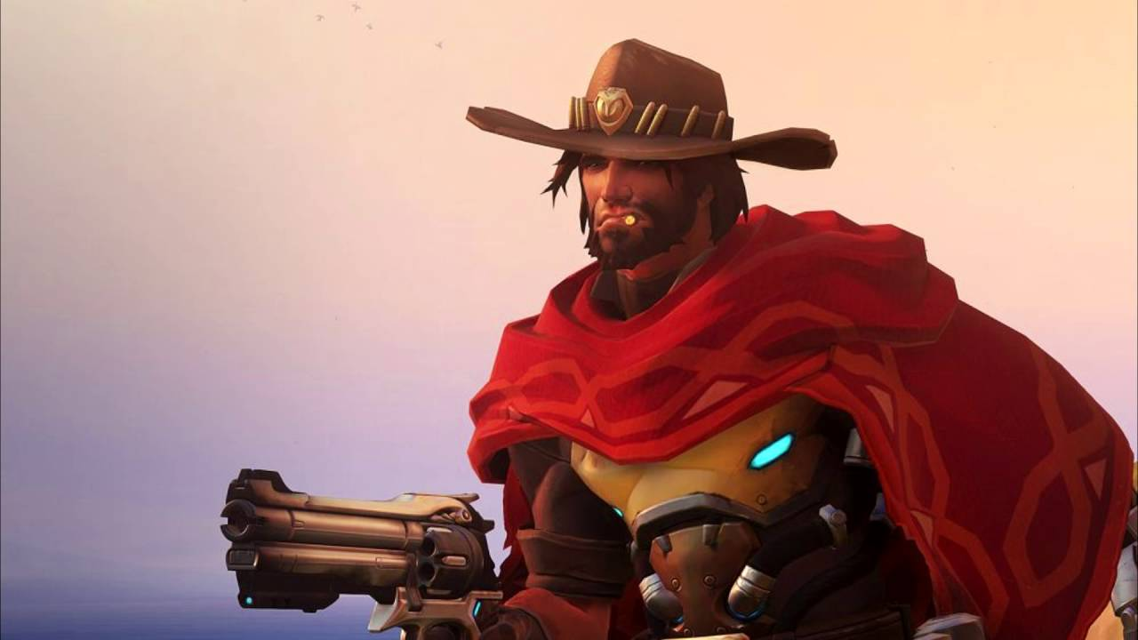 Whoa There (McCree Voice Line)