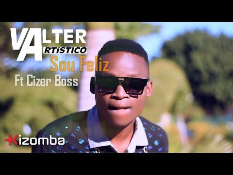 Valter Artístico - Sou Feliz (feat. Cizer Boss) thumbnail