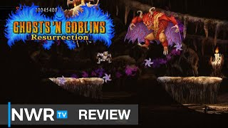 Ghosts n' Goblins Resurrection (Switch) Review (Video Game Video Review)