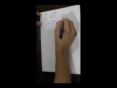 Calculus 102 Power Series أحمد النمراوي