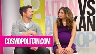 Baby Bump Style Tips | Cosmopolitan