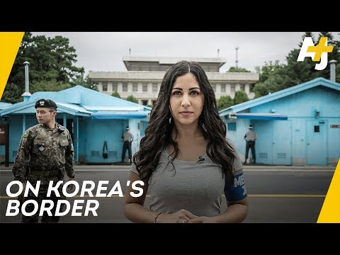 North Korea's Dangerous Border: Inside The DMZ | Direct From With Dena Takruri - AJ+
