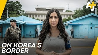 North Korea's Dangerous Border: Inside The DMZ [Pt.1] | Direct From With Dena Takruri - AJ+