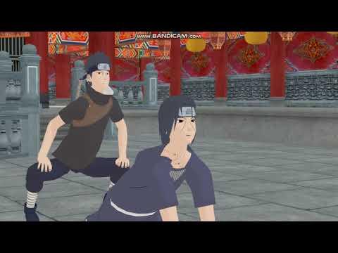 [MMD Naruto] Shisui & Itachi - Womanizer