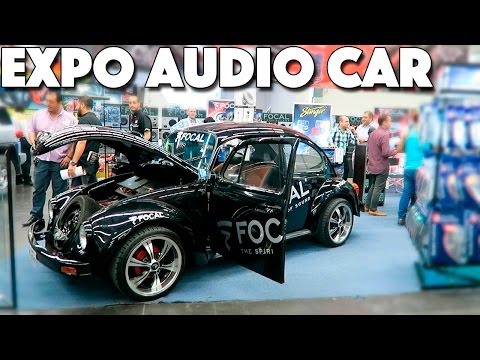 Vlog 777 | EXPO AUDIO CAR O EXPO EDECANES