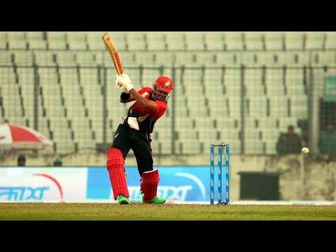 All Boundaries | Cumilla Warriors Vs Sylhet Thunder | 35th Match | Season 7 |Bangabandhu BPL 2019-20