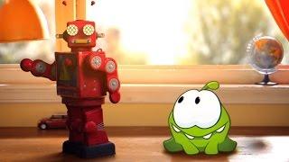 Приключения Ам Няма 1сезон - Друг робот (Cut The Rope)