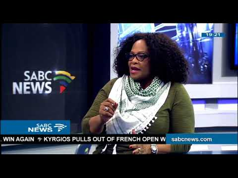 Minister Nomvula Mokonyane on challenges in her ministry