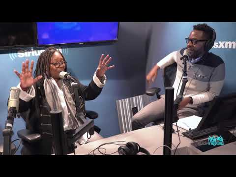 Dion talks with Whoopi Goldberg about being politically correct