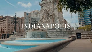 TRAVEL FILM - Indianapolis, Indiana - TOP THINGS TO DO IN INDIANAPOLIS