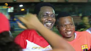 HIGHLITE OF AYO MAKUN ON THE FOOTBALL PITCH Nigerian Music amp Entertainment