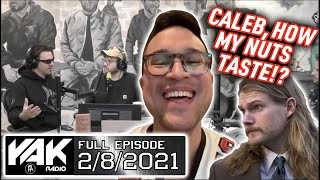"""Caleb, How My Nuts Taste?!"" 