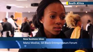 South African Jewish business leaders building ties with local black business community