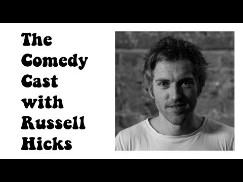 The Comedy Cast with Russell Hicks