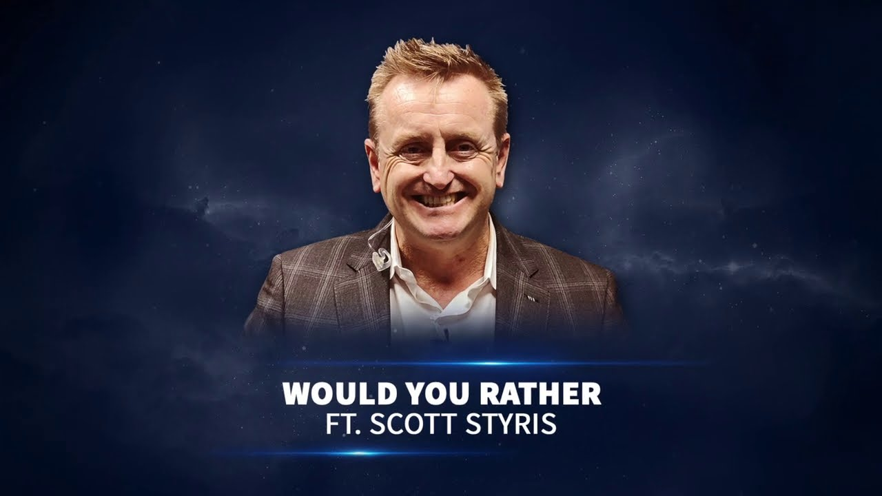 Would you rather... Ft. Scott Styris!