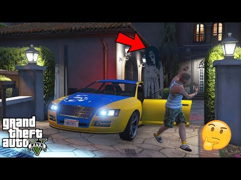 GTA 5 - Can You PLAY as The MOUNT GORDO GHOST