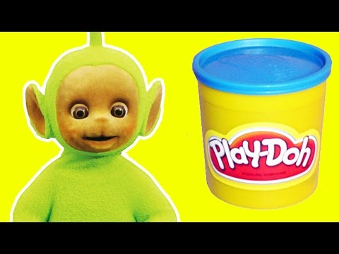 How to Make Play Doh Teletubbies Dipsy | Teletubbies Toys