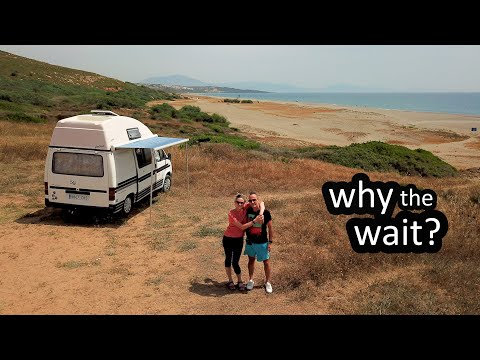 WHY IS VAN LIFE still NOT HAPPENING? - WE CANT LEAVE