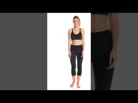 d29e0c3104 Marika Skylar Seamless Yoga Sports Bra