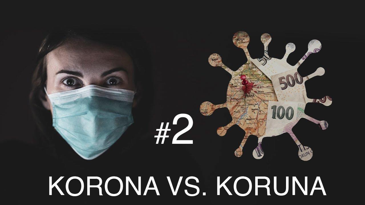 Korona vs. Koruna #2 - AKCIE NEBO BITCOINY?