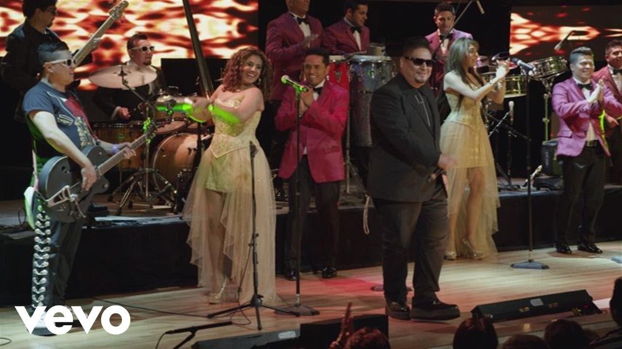 La Sonora Dinamita - La Cumbia Nació En Barú ft. Big Javy