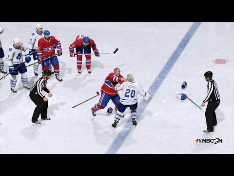 Ça sent la coupe! : Prédicition Maple Leafs vs Canadiens