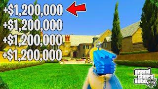 The BEST Money Money Methods RIGHT NOW In GTA 5 Online! (MAKE MILLIONS DOING THESE!)