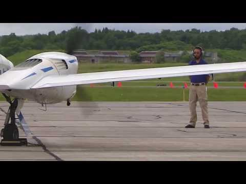 Centaur Optionally Piloted Aircraft Flies in the National Airspace