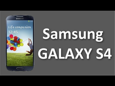Samsung GALAXY S4 Specifications and Price