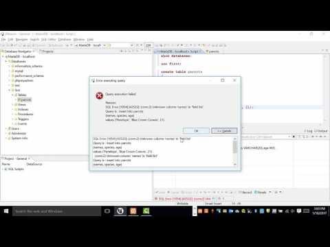 Hello, SQL DBeaver style - YouTube