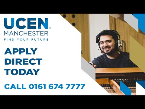 An Alternative Higher Education Offer | UCEN Manchester