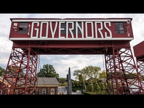 EXPLORING GOVERNORS ISLAND