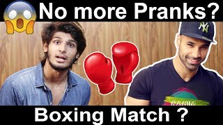 No more Pranks ? | Calling out Youtubers For a Boxing match