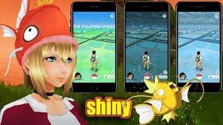 Pokemon GO GEN 3 UPDATES and MORE SHINY HUNT