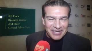 'JOSHUA LOOKED LIKE A 5-YEAR OLD KID THAT GOT HIS FIRST SLAP IN PLAYGROUND' -TAMER HASSAN ON AJ-RUIZ
