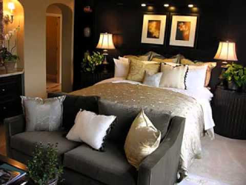 Easy DIY Master bedroom furniture decorations ideas - YouTube